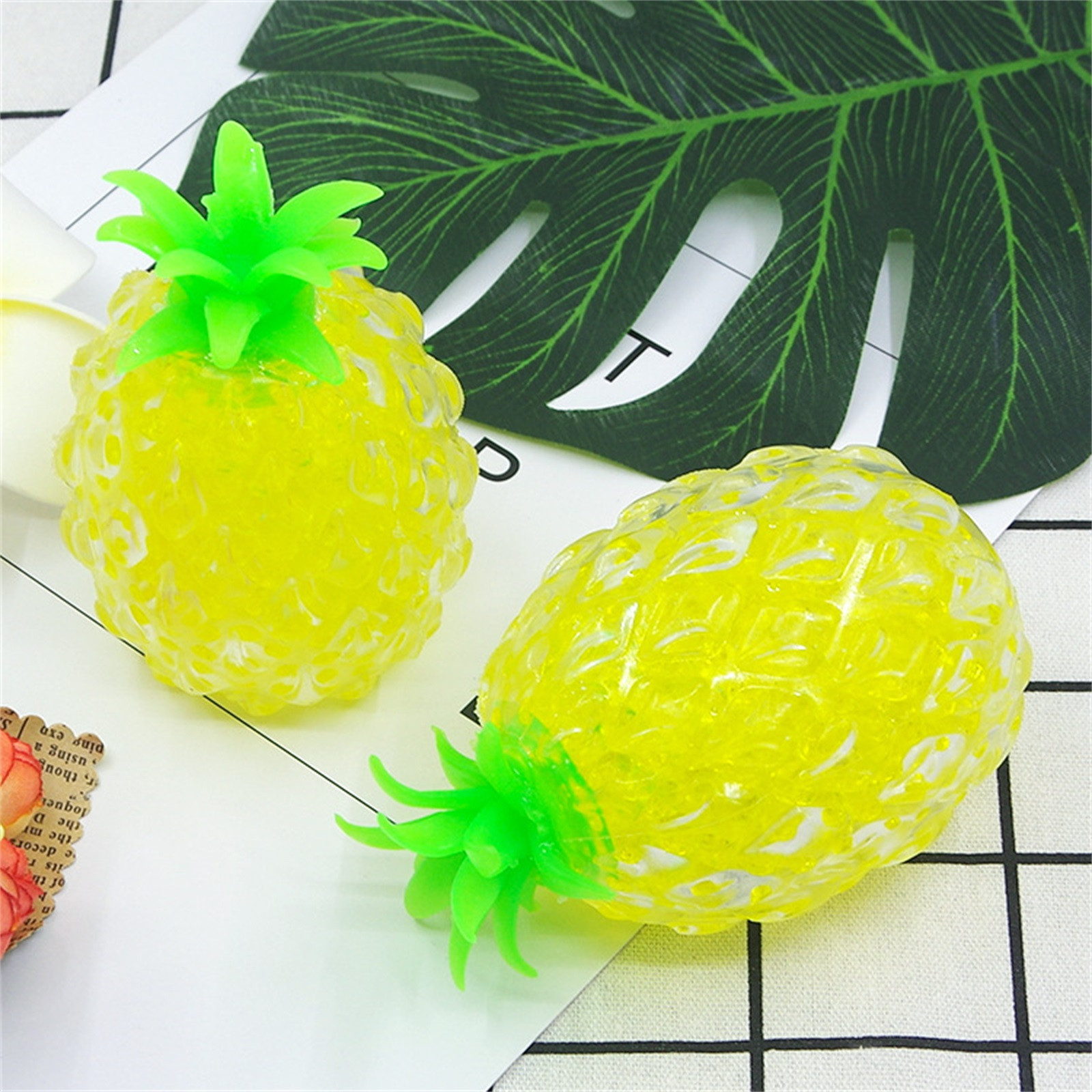 Decompression Toy Relief-Toys Fidget Autism Pineapple Anti-Stress Pressure-Reliever 10ml img4