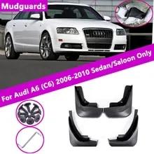 New Set Splash Guards Mud Guards Mud Flaps Fit For 1997-2005 Audi A6 C5 Saloon