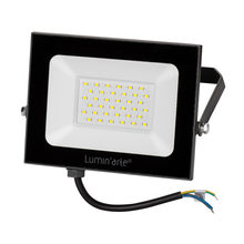 Прожектор светодиодный уличный Luminarte 50 Вт 5700K IP65 холодный белый свет