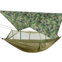 New Portable Outdoor Camping Jungle Swing Hammock Mosquito Net Canopy Hanging Bed