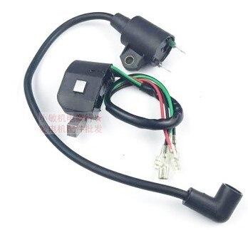 2 шт./лот высокое давление бензиновый генератор ET950 ET650 Магнето катушка зажигания воспламенитель TG950 TG650 650W 950W 1000W 1KW