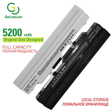 Golooloo 6 cells laptop battery for MSI MEDION Akoya Mini E1210 LG X110 10 UMPC DATRON MOBEE N011 AHTEC LUG MIVVY M310