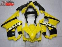 New ABS Fairing Kit For Honda CBR600F F4I 2001-2003 Injection Motorcycle plastics Fairings 01-03 Gloss Yellow Bodyworks