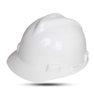 Image 3 - ABS Standard Sicherheit Kappe Crash Helme für Baustellen