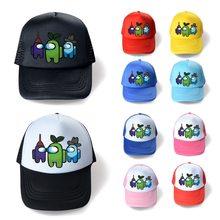 Bonés de beisebol do bebê chapéu de beisebol do bebê do chapéu do chapéu do algodão do chapéu do sol do menino da menina do verão mais novo entre nós snapback boné de beisebol