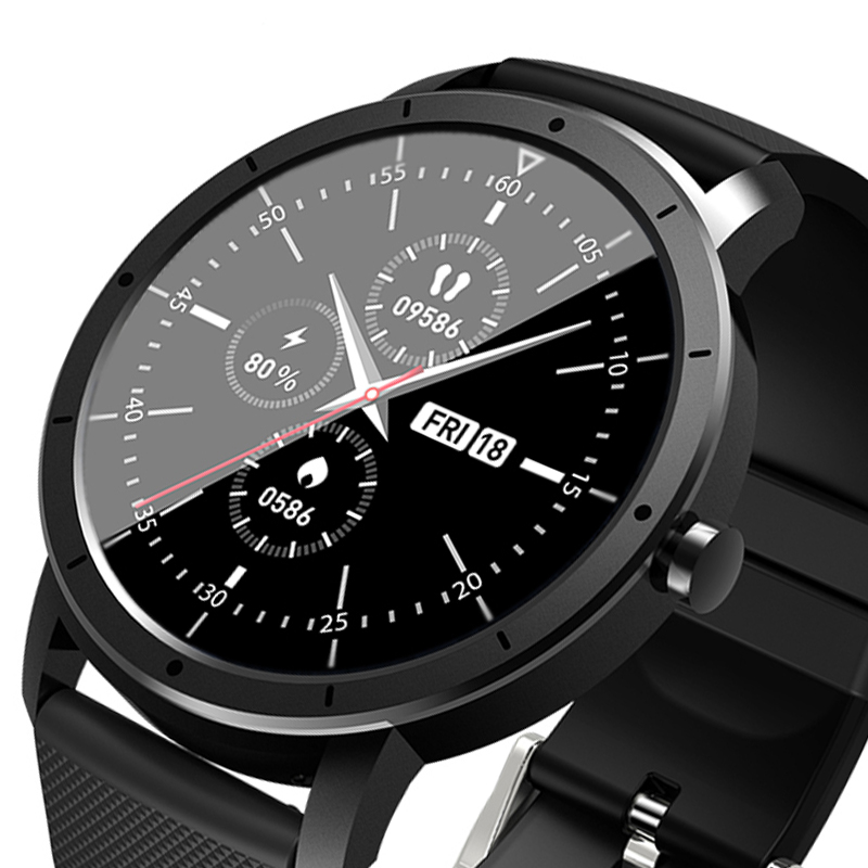 Lerbyee HW21 Smart Watch Heart Rate Monitor IP68 Waterproof Fitness Band Full Screen Sport Smartwatch 2021pk mibro air W46 FK88|Smart Watches| - AliExpress