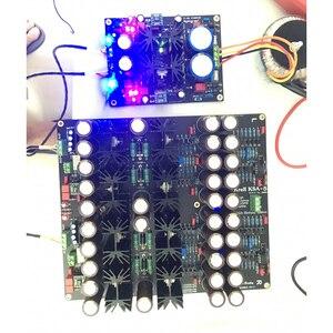 Image 2 - Lusya HIFI Krell KSA 5 KSA5 empty board Hi End headphone amp PCB board 1oz T1114