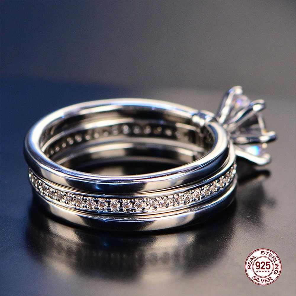 อินเทรนด์อัญมณีอเมทิสต์เงินแหวนพลอยแหวนเงิน 925 เครื่องประดับ Aquamarine แหวนสำหรับสุภาพสตรี Cocktaill แหวน