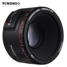 Объектив YONGNUO YN50mm F1.8 II стандартный основной объектив с большой апертурой и автофокусом для камеры Canon EOS 70D 5D2 5D3 600D DSLR