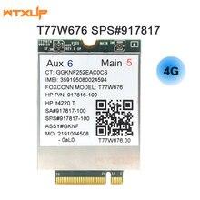 Lt4220 X12 LTE T77W676 917817-100 4G WWAN M.2 450 Мбит/с LTE модем для Elite X2 1030 G3 EliteBook X360 1030 G3