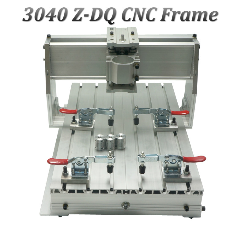 CNC 3040 Z-DQ Ball Screw CNC Frame Of DIY MINI Engraver Engraving Router Wood Drilling Milling Machine