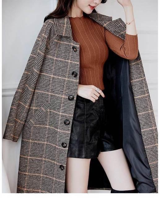 Winter Women's Coat, Cotton