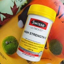 Swisse HIGH STRENGTH Vitamin C VC 1000mg 150 Tablets for Colds Relief IMMUNITY Adults Healt
