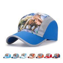 Для детей от 2 до 8 лет для мальчиков бейсбольная кепка летняя