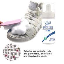 1 шт., удобный пуховик для моющего средства, без мытья, спрей без воды, очищающая одежда, очищающая пена, средство для удаления жидких пятен, средство для сухой очистки