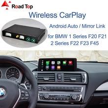 CarPlay Wireless per BMW serie 1 2 F20 F21 F22 F23 F45 2011-2016 NBT, con Android Mirror Link AirPlay Car Play funzione