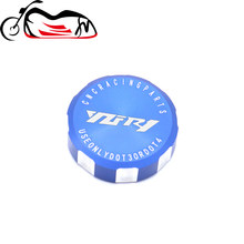 Motorcycle CNC Front Brake Master Cylinder Reservoir Cover Cap For Yamaha YZF-R1 YZF R1 YZFR1 2004-2014 2009 2010 2011 2012 2013