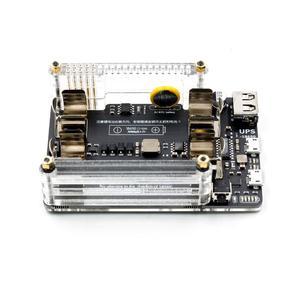 Image 3 - Neue UPS 18650 Power Extension Board Mit RTC, Messung, 5V Ausgang Serial Port Für Raspberry pi