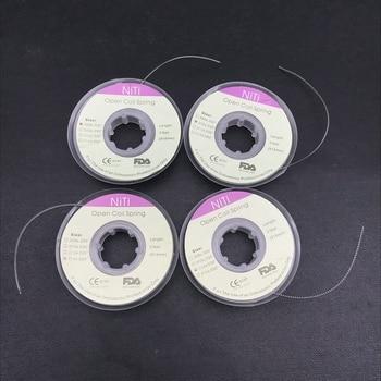 1 Roll Dental Ortho Niti Open Coil Spring 3 Feet Dia.008/010/012/014 inch 914 mm