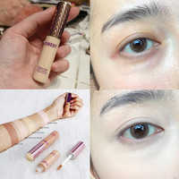 Face Makeup Concealer Liquid Cover Part Corrector Eye Dark Circles Matte Lip Contour Brighten Natural Waterproof Cream Cosmetics