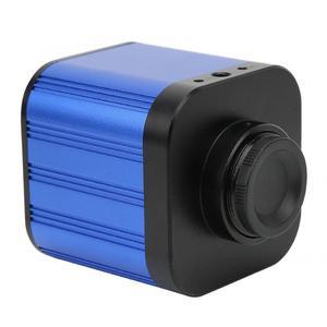 Image 4 - 4k HDMI USB Digital Electric Industrial Microscope Camera with Remote Control 100 240V Microscopio Digital