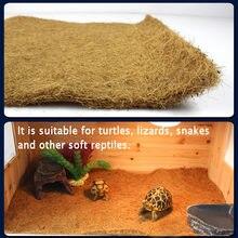 Коврик для рептилий теплый ковер аквариума черепахи ящерицы