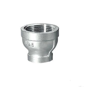 цена на Free shipping 1-1/4x1/2 Female Nipple Threaded Reducer Pipe Fittings Stainless Steel SS304 New High Quality