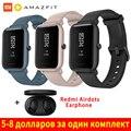 Оригинальные Смарт-часы Amazfit Huami Bip Lite 2, gps, 45 дней, батарея глонесс, пульсометр, умные часы HUAMI, глобальная версия