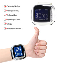 Soft 650nm bio laser therapy wrist apparatus lllt medical cold laser light therapy watch