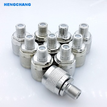 10pcs/lot N-Type N Male Plug to F Female Jack RF Coaxial Adapter Connector Free shipping free shipping n type n kk n female to n female dual pass connector rf coaxial connectors convert adapter 10pcs lot