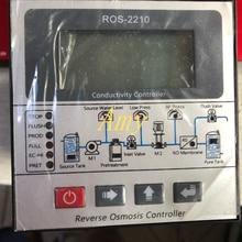 Sterownik RO/ROS 2210 sterownik odwróconej osmozy zastępujący przewodność CCT 7320 ROC 2313