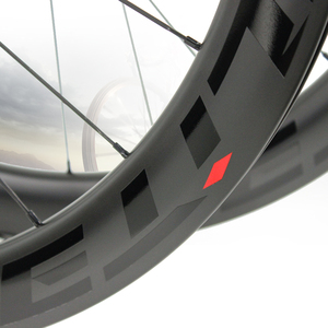 Image 5 - Elite ent disco freio de carbono rodas 700c uci qualidade bicicleta de estrada rodado de carbono com bloqueio central ou 6 blot bock estrada ciclismo