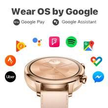 Ticwatch C2 (Renoviert) tragen OS durch Google Smartwatch frauen Uhr Android & iOS Kompatibel Schwimmen Bereit GPS NFC Verfügbar