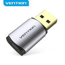 Vention USB à type-c carte son adaptateur USB c Interface Audio pour ordinateur type-c câble écouteur tout-en-un adaptateur de carte son
