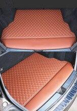 Custom Car Trunk Mat for Mitsubishi ASX Galant Grandis Outlander Pajero Waterproof Durable Boot Carpets цена и фото