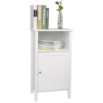 One Door and three layers Bathroom Cabinet White Waterproof and moisture-proof ,bedroom furniture,bathroom furniture cabinet.