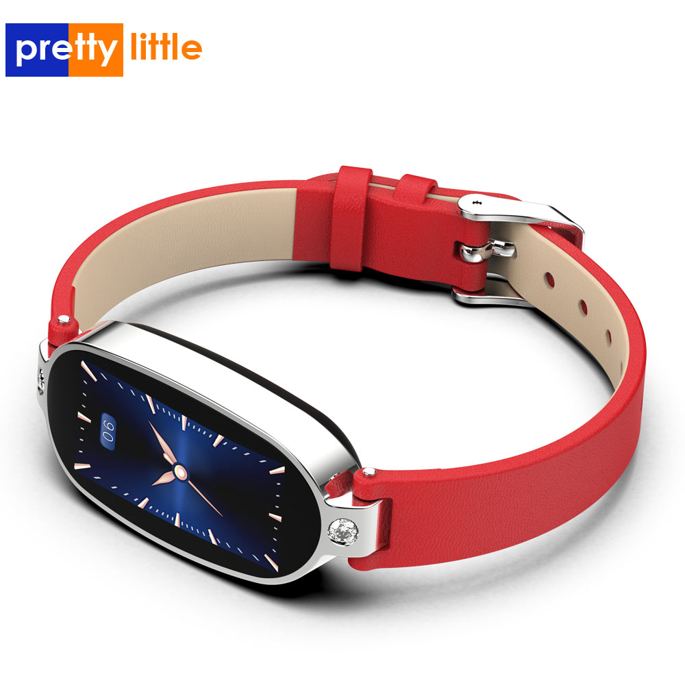 Ppg ECG smart watch women fitness tracker Heart Rate Blood Pressure Monitor Waterproof smartwatch For IPhone Android|Smart Watches| |  - title=