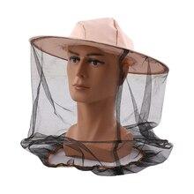 Lixada анти-москитная сетка рыболовная шляпа походные кепки для рыбалки шляпа пчеловода маска для лица Защитная крышка шляпа лето