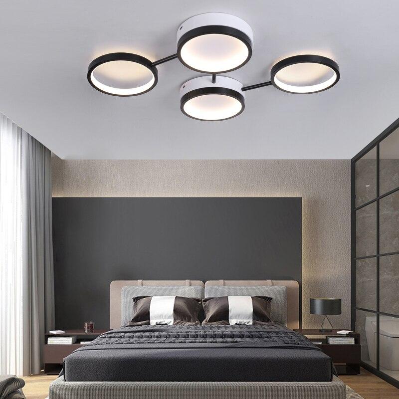 Modern LED Ceiling Lights for Living room Bedroom lustre de plafond moderne luminaire plafonnier creative ceiling lamp for home