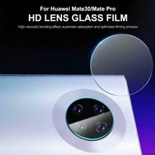 Top 2.5D Phone Back Camera Lens Protective Film 9H Hardness Glass For Huawei Mate30 / Pro(China)