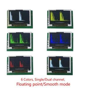 Image 5 - Ghxamp 0.96 Inch Mini Màn Nhạc Phổ Module Hiển Thị Vỏ IPS Màn Hình Đa Chế Độ Thành Phẩm