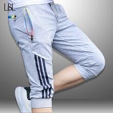 Летние мужские шорты, брендовая одежда в стиле хип-хоп, мужские короткие спортивные штаны, спортивные брюки, уличная одежда, быстросохнущие мужские шорты
