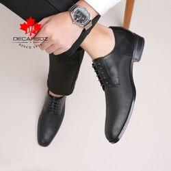 2021 neue Business stil Männer Lace up Schuhe Mann Mode Schuhe Männer Casual Schuhe Klassische Marke Designer Luxus Leahter Männer schuhe