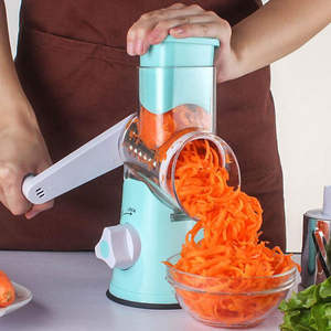 Vegetable-Cutter Slicer Cheese-Grater Kitchen-Tools Clever Manual Multifunctional Chopper