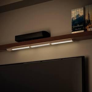 Image 5 - BlitzWolf BW LT25 12W 4000K akıllı otomatik sensör LED ışık şeridi LED ayrılabilir ve eklenmiş dolap ışığı dikiş tasarımı ile