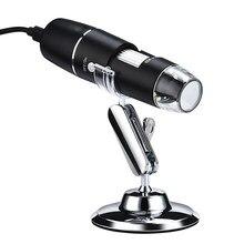 USB Aufladbare Labor Wireless Digital Mikroskop WIFI 0X Zu 1000X Biologische PC Mini Smartphone Tablet 8 Led-leuchten