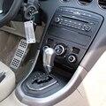 Для peugeot 408 2010-2013 интерьерная Центральная панель управления дверная ручка 3D/5D наклейки из углеродного волокна наклейки для автомобиля Стайл...