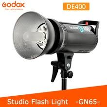 Godox DE400 400 واط 400WS برو التصوير استوديو ستروب ضوء فلاش مصباح رئيس 220 فولت