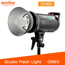 Godox DE400 400W 400WS Pro Photography Studio Strobe Flash Light Lamp Head 220V