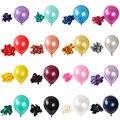 10/20/30 шт 10/12 дюйма различные цветные латексные воздушные шары на день рождения вечерние свадебные украшения гелий globos дети завышенным игруш...